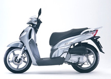 Honda SH 125 i (2005 - 08)