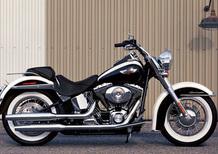 Harley-Davidson FLSTNI Softail Deluxe Iniezione 1450