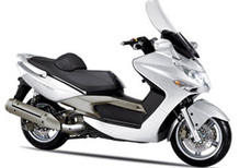 Kymco Xciting 500 (2005 - 06)