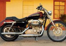 Harley-Davidson 883 Sportster Custom (2006)