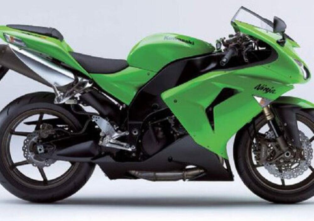 Kawasaki Ninja 1000 Zx 10r 2006 07 Prezzo E Scheda Tecnica