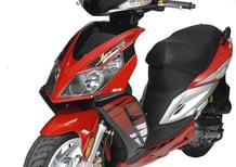 Sym Jet Sport X 50 (2007 -13)