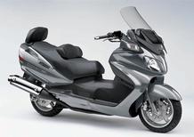 Suzuki Burgman 650 Executive ABS (2006 - 12)