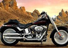 Harley-Davidson FLSTF Fat Boy (2007)