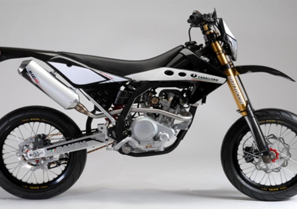 fantic motor supersei motard 125 2007 08 wc prezzo e scheda tecnica. Black Bedroom Furniture Sets. Home Design Ideas