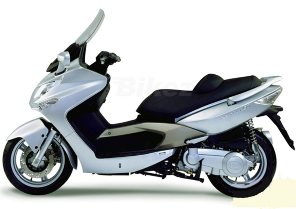 Kymco Xciting 250i (2007 - 08)