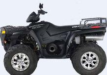 Polaris Sportsman 800EFI E Stealth Black (2007 - 11)