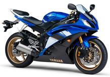 Yamaha YZF R6 (2008 - 09)