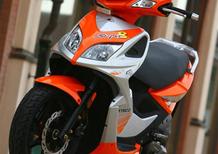 Kymco Super 8 125 (2008 - 13)