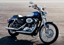 Harley-Davidson 1200C Sportster Custom (2008 - 12)