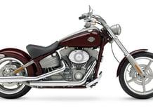 Harley-Davidson FXCWC Softail Rocker C (2009 - 11)