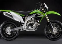 Kawasaki KL KXE 450 F