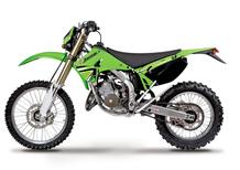 Kawasaki KL KXE 125
