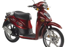 Kymco People          50 4t (2007 - 11)