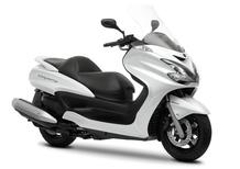 Yamaha Majesty 400 (2009 - 14)