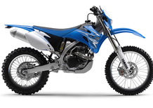 Yamaha WR 450 F (2009 -11)