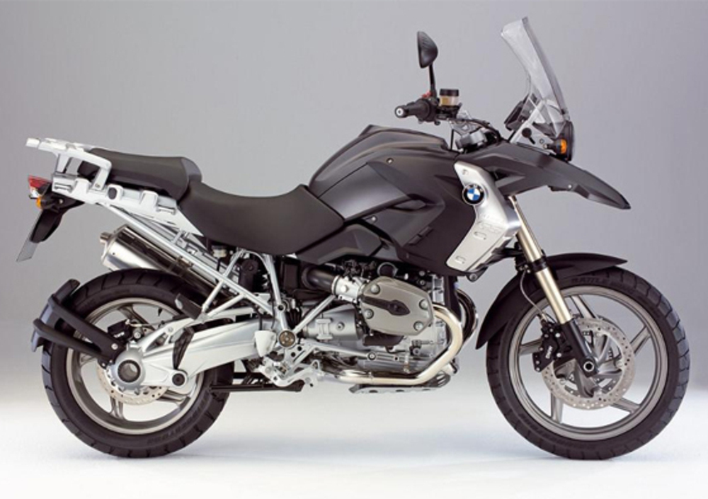 bmw r 1200 gs 2008 09 prezzo e scheda tecnica. Black Bedroom Furniture Sets. Home Design Ideas