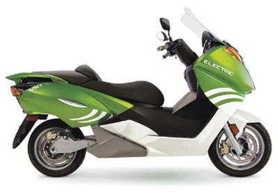Vectrix Maxi Scooter Elettrico