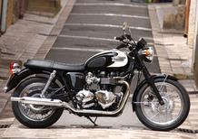 Triumph Bonneville T100 (2008 - 16)