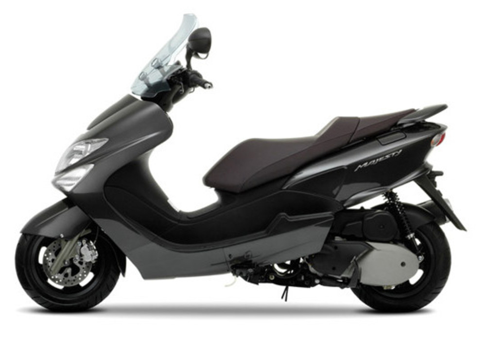 Yamaha Majesty 125 (2008 - 11)