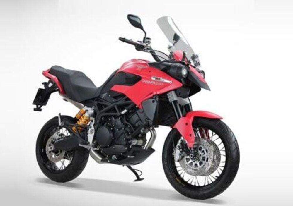 Moto Morini Granpasso 1200 (2010 - 19) (2)