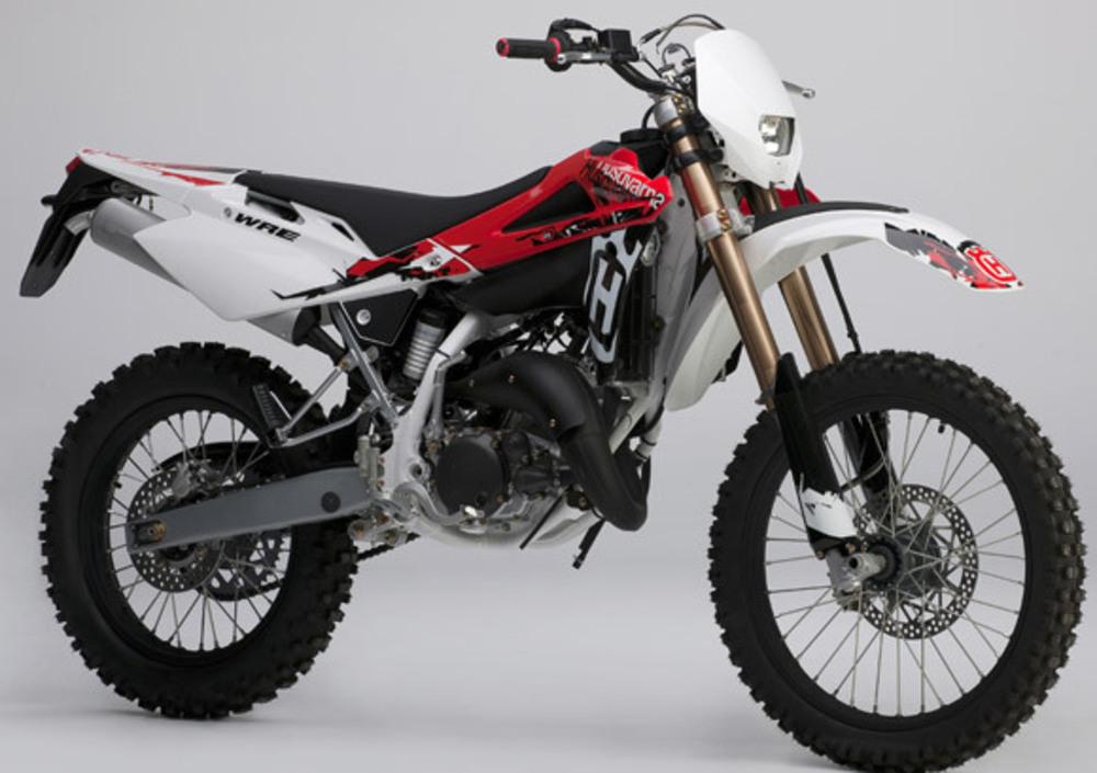 Schema Elettrico Husqvarna Sm 125 : Husqvarna wre 125 2010 13 prezzo e scheda tecnica moto.it