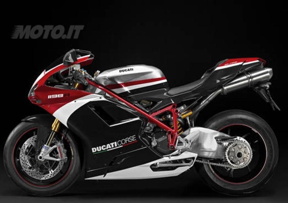 Ducati 1198 R Corse Special Edition (2010 - 12)