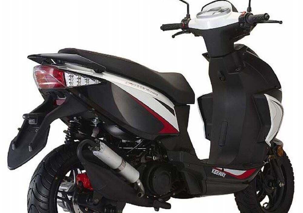 Keeway Motor F-Act 50 cc 2t Evo Sport (2009 - 18) (3)