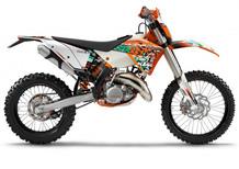 KTM EXC 125 (2011)