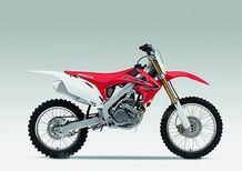 Honda CRF 250 R (2011 - 12)