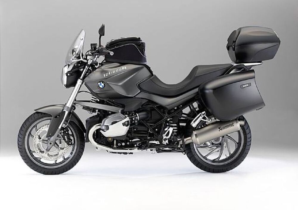 Bmw R 1200 R (2011 - 14)