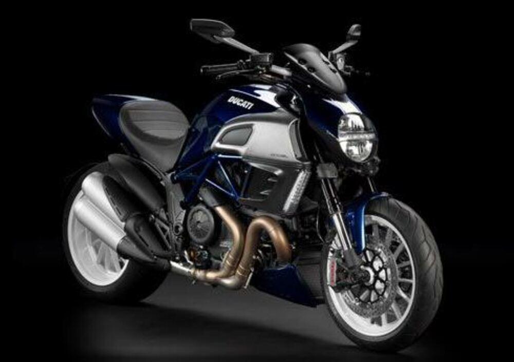 Ducati Diavel (2010 - 13)