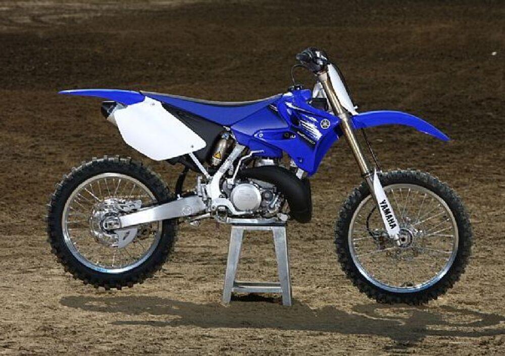 Yamaha YZ 250 (2012)