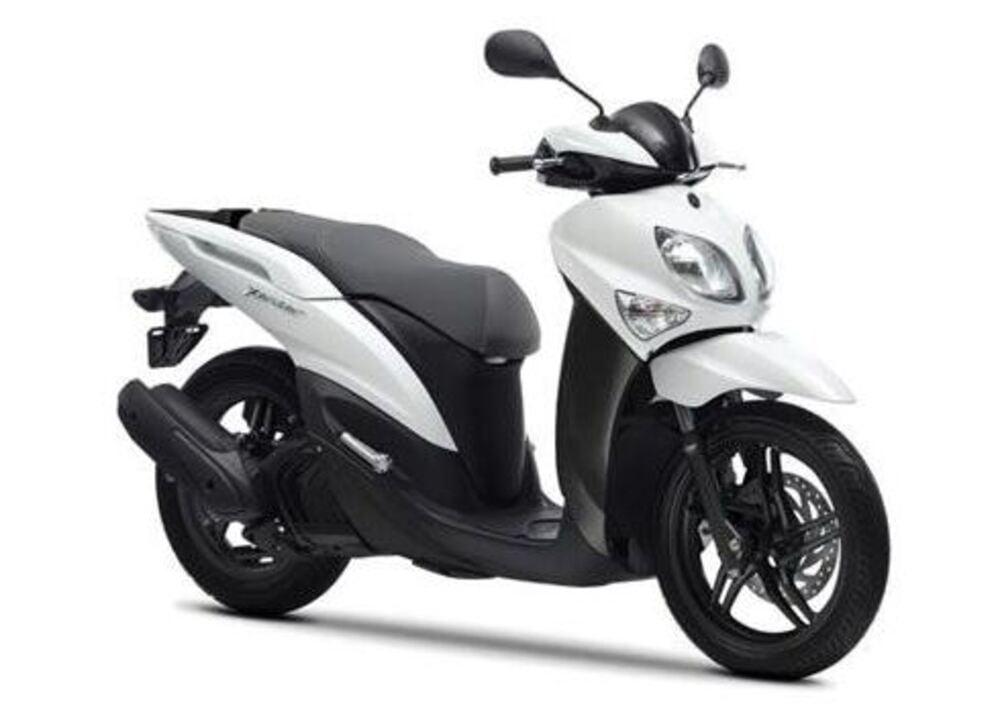 Yamaha Xenter 125 (2011 - 14)
