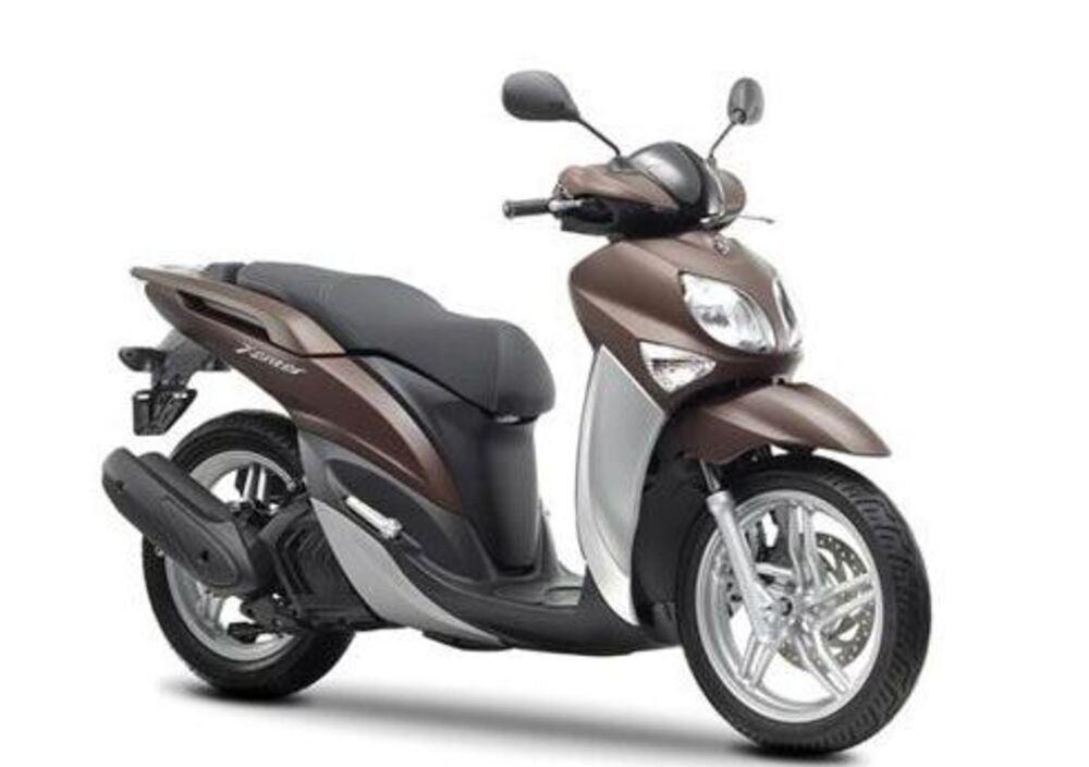Yamaha Xenter 125 (2011 - 14) (5)