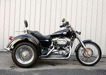 Mister Trike Harley Davidson