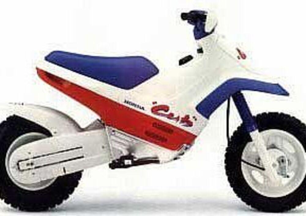 Honda Cub Ez 90 1990 96 Prezzo E Scheda Tecnica Motoit