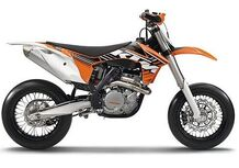 KTM SMR 450 - non omologabile