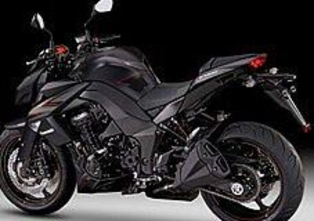Kawasaki Z 1000 ABS (2010 - 13) (2)
