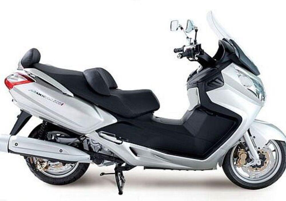 Sym Maxsym 600 i ABS (3)