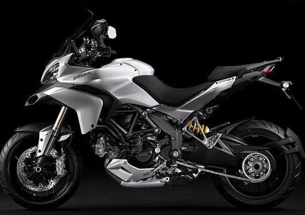 Ducati Multistrada 1200 ABS (2013 - 14) (4)