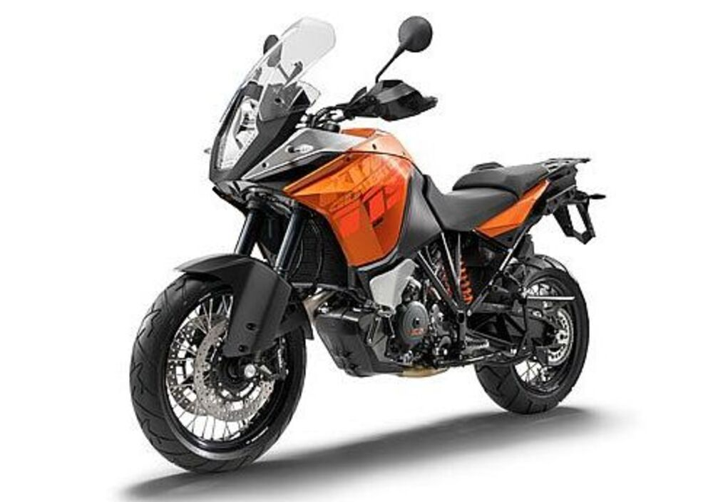 KTM 1190 Adventure (2013 - 16)