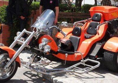 Mister Trike Easy Trike