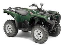 Yamaha Grizzly 550 (2007 - 13)