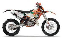 KTM EXC 125 Six Days (2011)