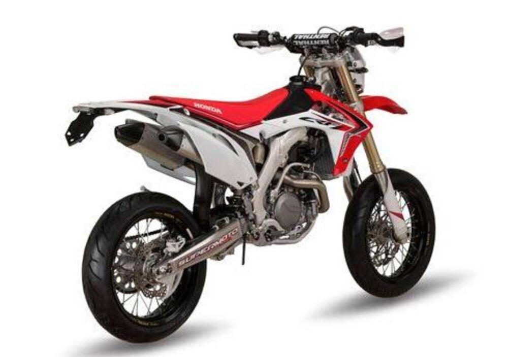 Honda CRF 500 R Supermoto (2014) (4)