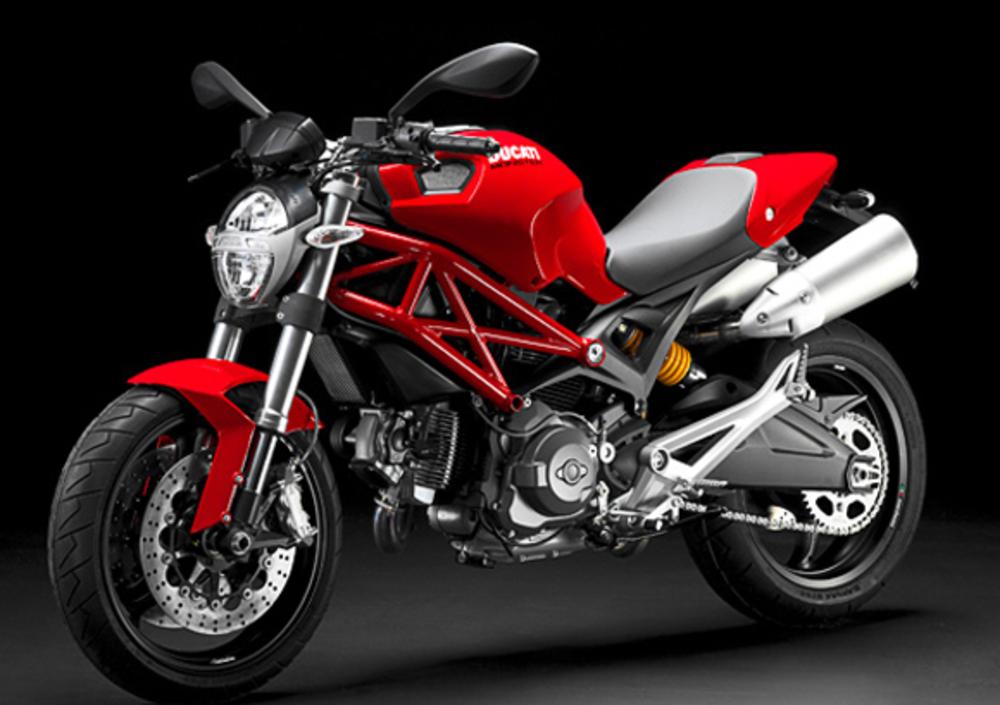Ducati Monster 696 ABS (2009 - 14)