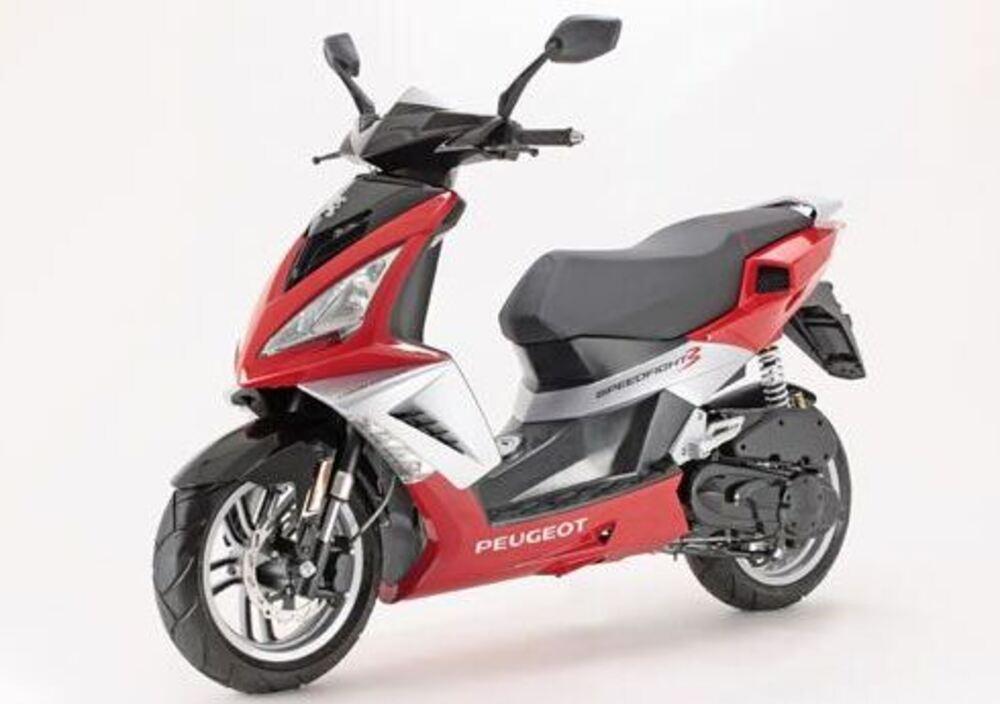 Peugeot Speedfight 3 125 (2014 - 17) (3)