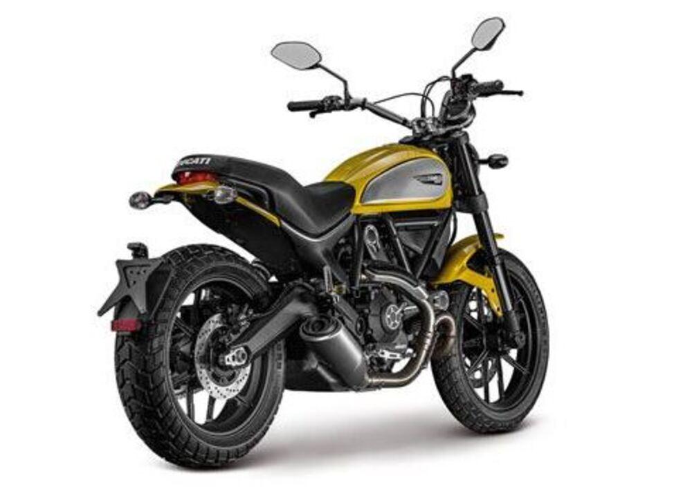 Ducati Scrambler Icon (2015 - 16) (4)