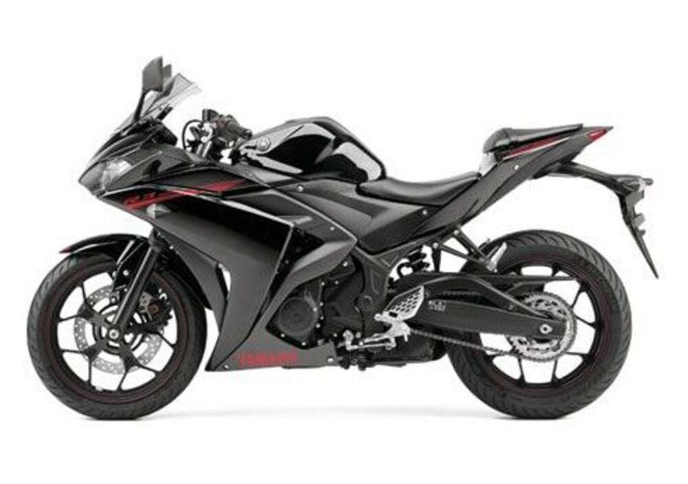 yamaha yzf-r3 (2015 - 17), prezzo e scheda tecnica - moto.it